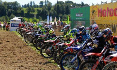 Motocross Webseite in Österreich