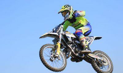 Motocross-Landesmeister Matasovic
